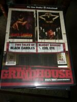 BLACK CANDLES/EVIL EYE - DOUBLE FEATURE DVD - OPENED BUT NEVER WATCHED!!