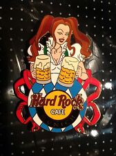 HRC hard rock cafe munich Beer Girl pin 2004
