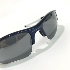 Oakley Sunglasses * Flak Jacket XLJ 03-931 Team Navy Blue w/ Black Iridium
