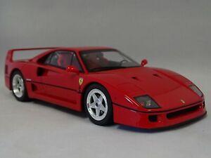 GT Spirit 1/18 GT291 - 1987 Ferrari F40 - Rosso Corsa Red
