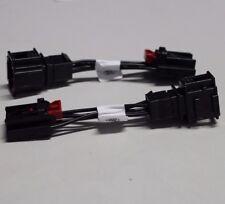 Audi q3 adaptador de antes del cambio estético led a Facelift LED FAROS TRASEROS luces traseras