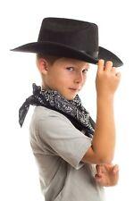 - NEW - Aeromax Junior Cowboy Hat with Bandanna