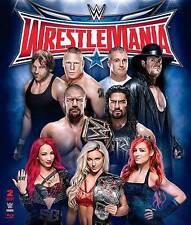 WWE: Wrestlemania XXXII Blu-ray Disc, 2016, 2-Disc Set