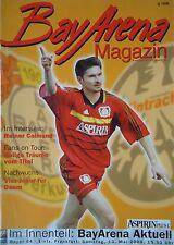 Programm 1999/00 Bayer 04 Leverkusen - Eintracht Frankfurt
