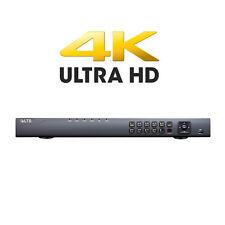 LTN8608-P8 8CH HD 4K Quad-Core 80MB up to 12.3MP 8 Built-in PoE IP NVR No HDD