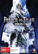 Attack On Titan : Collection 2 : Eps 14-25 (DVD, 2014, 2-Disc Set)