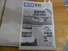 AVIATION NEWS V11 #21 1983 AEROPLANE AIRPLANE SCALE PLANS DOUGLAS F30 SKYKNIGHT