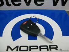 08-09 Dodge Ram Key Keyless Entry Remote Fob Mopar Factory Oem