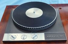 GARRARD 401: VERY RARE EARLY VERSION IN SUPERB CONDITION - FULLY SERVICED