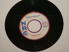 Tony Bellus Robbin' the Cradle Valentine Girl  1959 45 RPM VG+ NRC 023