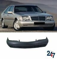 FRONT BUMPER COMPATIBLE WITH MERCEDES BENZ MB S CLASS W140 1994-1998