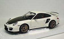 Porsche 911 gt2 RS 997/ii 2011-blanco blanco white-Minichamps 100069400 - 1:18