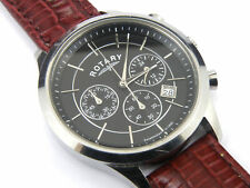 Men's Rotary GB03633/04 Aquaspeed Chronograph Black Dial Watch - 100m