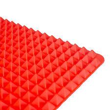 Silicone Pyramid Pan Non Stick Baking Cooking Mat Oven Tray Sheet
