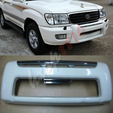 1pc Front Bumper Guard Bar For Land Cruiser LC100 FZJ100 UZJ100 4500 4700 LX470