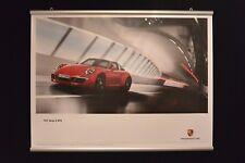 "Porsche Poster ""911 Targa 4 GTS"""