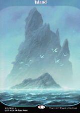 Island FOIL (Full Art) | NM/M | Unstable | Magic MTG