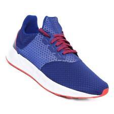 New Men Adidas Falcon Elite 5M Running Course Shoes Sneaker BA8167 Blue Size 10