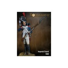 Scale 75 Napoleonic Grenadier of Imperial Guard 75mm UNPAINTED Kit