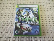 TMNT Teenage Mutant Ninja Turtles pour XBOX 360 xbox360 * Neuf dans sa boîte *