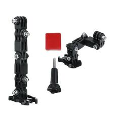 Pro Adhesive Full Face Helmet Front Chin Mount For Gopro Hero 6 5 4 3 Action Cam