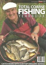 MARTIN TOTAL COARSE FISHING YEARBOOK CATCH MORE FISH BARGAIN £2.95!