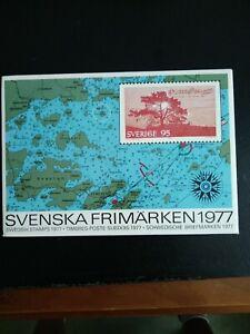 SWEDEN 1977, Presentation Year Pack Unopened.