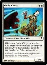 4x Chierico di Ondu - Ondu Cleric MTG MAGIC Zen Zendikar English