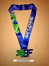 2016 Battlefrog Medal Obstacle Race Series Battle Frog Finisher Award - OCR