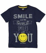 T-shirts et hauts manches courtes pour garçon de 2 à 16 ans en 100% coton taille 10 - 11 ans