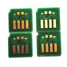 4pcs Toner Chip for Xerox WorkCentre 7425,7428,7435 (006R01391-006R01394)