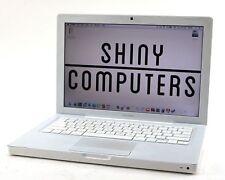 """Apple MacBook 13.3"""" Laptop - MB061LL/B (November, 2007) - 80GB HD - NO OD - READ"""