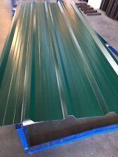 LAMIERA GRECATA COPERTURA 1010 MM Lunghezza 2000 MM Colore Verde Muschio