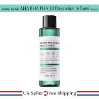 Some By Mi AHA BHA PHA 30 Days Miracle Toner 150ml Sensitive skin + Free Sample