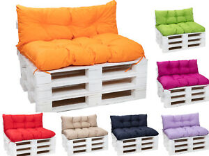 Cheap Cushions for pallet, bench, garden furniture in/outdoor  Pallet Cushion