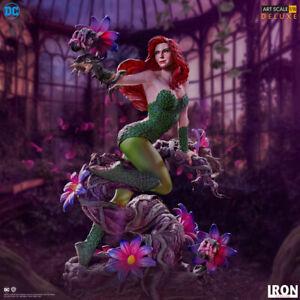 Iron Studios DC Comics Poison Ivy by Ivan Reis Deluxe Art Scale Statue Brand New