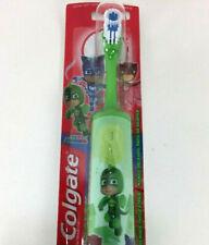 NW Colgate PJ Masks GEKKO Power Soft Toothbrush Child Oral Care Christmas Gift