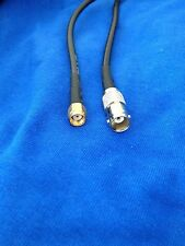 8in Bnc female to Rp-Sma male plug Pigtail Jumper cable Rg-58