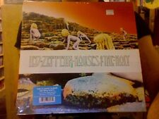 Led Zeppelin Houses of the Holy LP sealed 180 gm vinyl reissue RE 2014