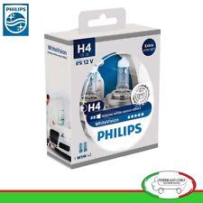 Lampadine Luce Bianca Nissan Juke 10> Philips H4 White Vision