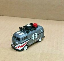 AUTO WORLD 1/64TH MG MINIS EXCLUSIVE 1965 VW TYPE 2 TRANSPORTER SINGLE LOOSE CAR