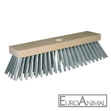 30cm Stahldrahtbesen Drahtbesen - Stahlbesen - Eisenbesen - Besen Metallbesen