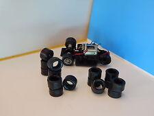 8 pneus URETHANE SIDE CAR  SCALEXTRIC