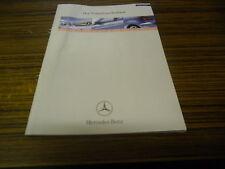 Verkaufstaschenbuch Mercedes B-Klasse W 245 März 2005