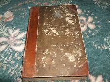 BUNYAN'S ALLEGORICAL WORKS BY THE REV.THOMAS SCOT SIGNED IRISH DOCTOR JOHN BECK