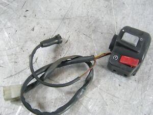 DERBI GPR 50 1997 Switch Gear Right Hand 4167