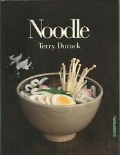 Noodle by Terry Durack (Paperback, 2000) cooking