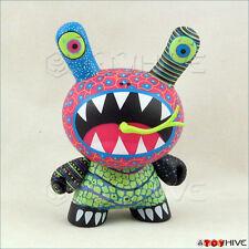 Kidrobot Dunny 2011 Azteca II 2 vinyl figure Necuc lizard by Tepetonga
