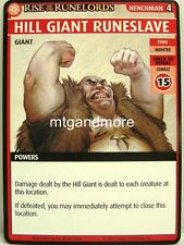 Pathfinder Adventure Card Game - 1x Hill Giant Runeslave - Fortress of the Stone