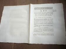 LOI 1792 ETAINT TOUT PROCES CRIMINEL GRAINS BIENS COMMUNAUX